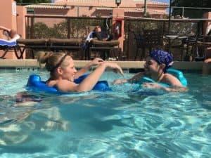 Davids Fun Floating Experience