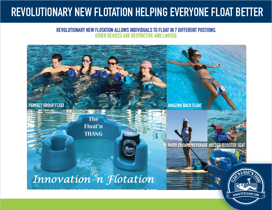REVOLUTIONARY FLOTATION